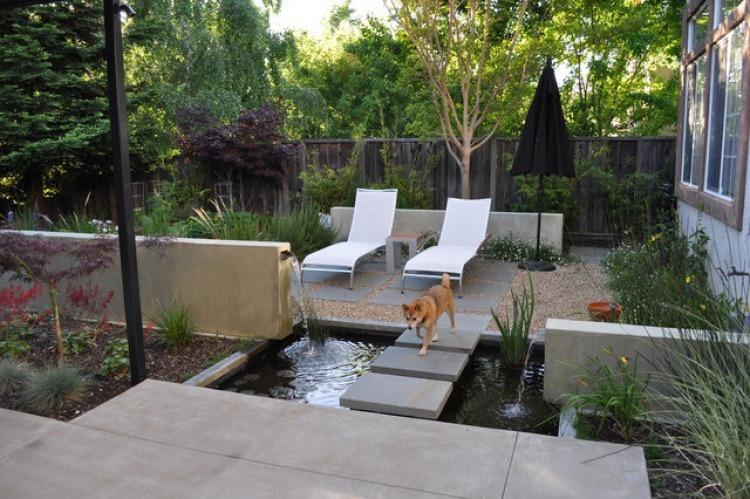 Creating a Dog Friendly Garden by FlowerChick.com