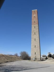 Shot Tower Dubuque FlowerChick.com