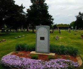 Gardening in Local Cemeteries