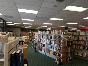 Book World Janesville Wisconsin by Flower Chick