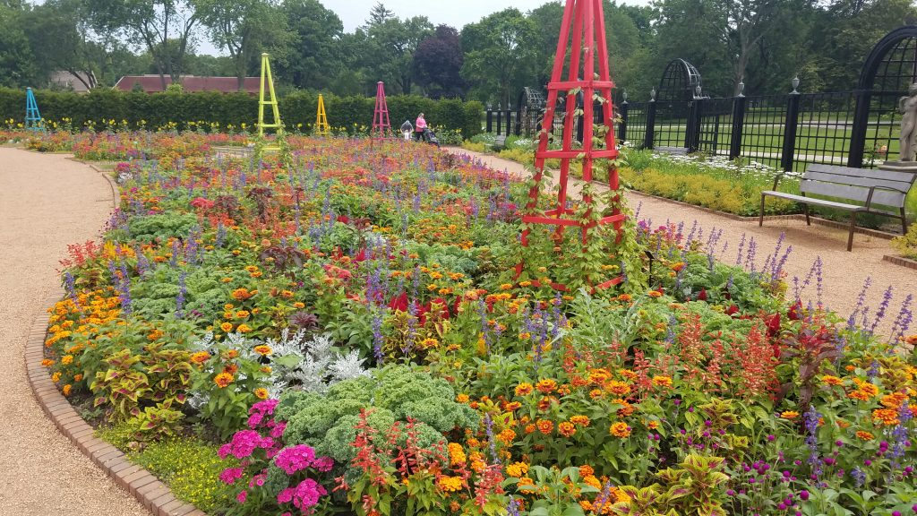 Cantigny Gardens Wheaton IL by Flower Chick