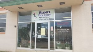 Budget Boutique Ottawa IL by Flower Chick