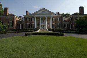 McCormick mansion at Cantigny Park