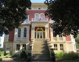 Reddick Mansion Ottawa IL FlowerChick.com