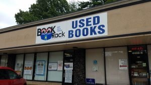 The Book Rack in Peoria by FlowerChick.com