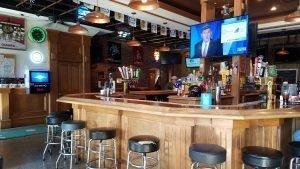 JJ's Pub Interior by FlowerChick.com