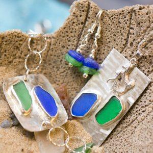 Beach Bum Jewels Michigan City IN by FlowerChick.com