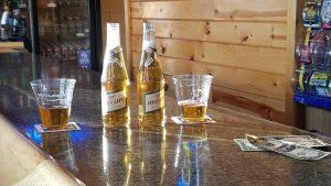 Partridge's Pit Stop Bar Ottawa by FlowerChick.com
