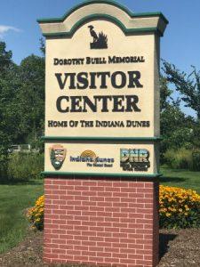 Indiana Dunes Visitors Center by FlowerChick.com