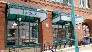 Retique Upscale Consignment Milwaukee by FlowerChick.com