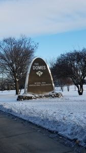Welcome to the Domes Milwaukee Wisconsin