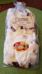 National Bakery Milwaukee Apple Loaf by FlowerChick.comby
