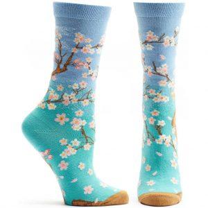 Floral Socks by FlowerChick.com