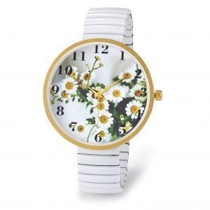 Daisy Flower Watch at FlowerChick.com