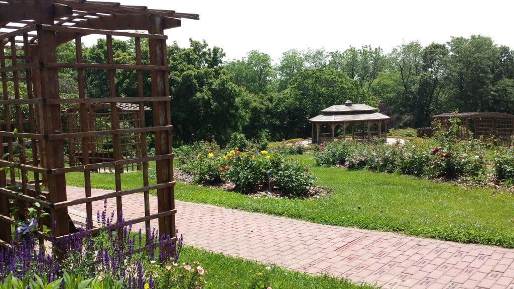 Dubuque Botanical Gardens by FlowerChick.com