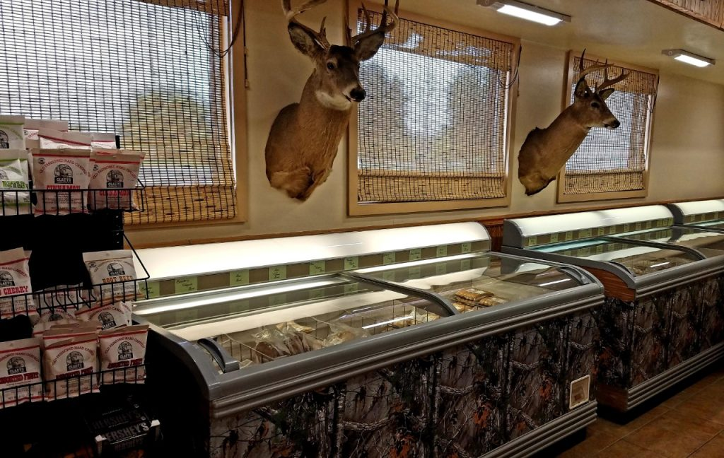 Ray's Specialty Meats in New London IA by FlowerChick.com