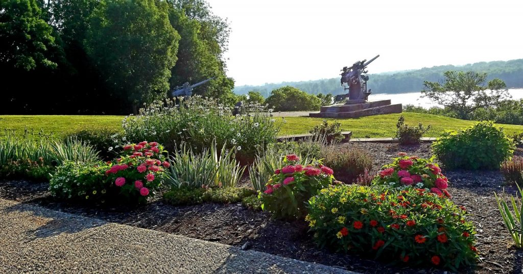Visit Crapo Park Burlington Iowa