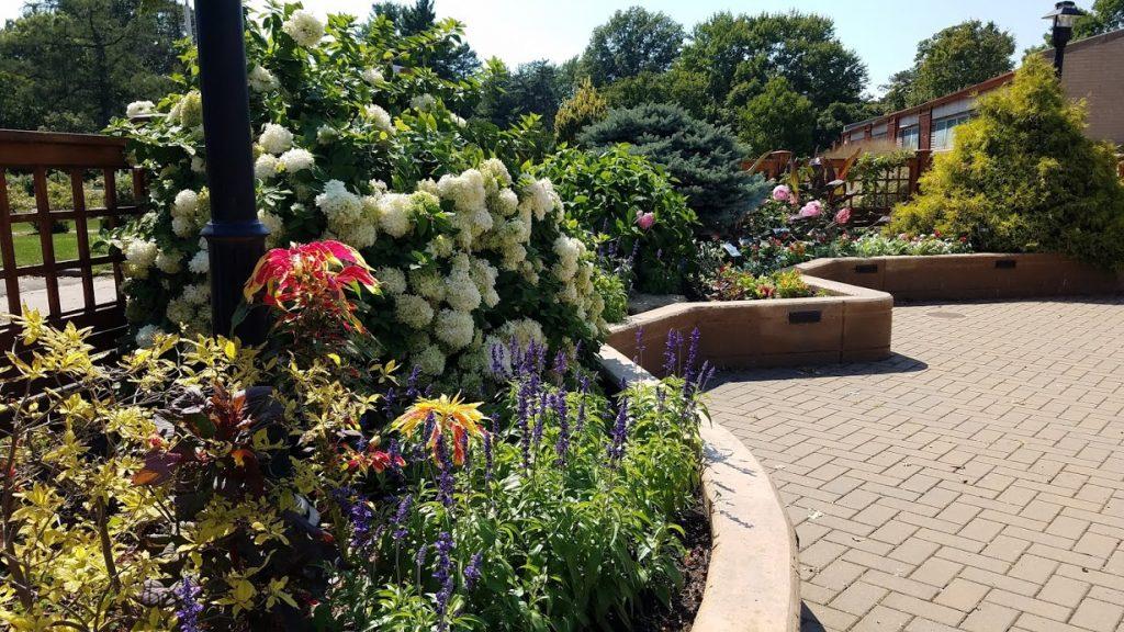 The Enabling Park at Vander Veer in Davenport by FlowerChick.com