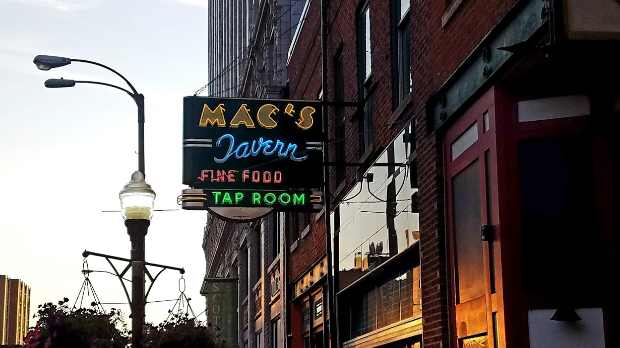 Mac's Tavern by FlowerChick.com
