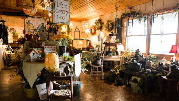 Visit 4 Decatur Gardens by FlowerChick.com