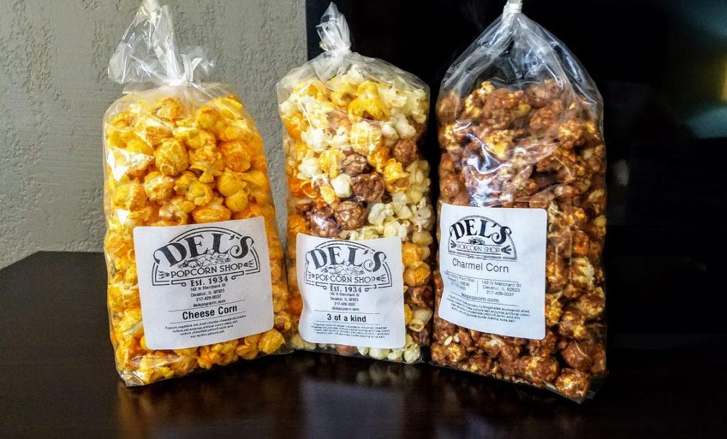 Del's Popcorn by FlowerChick.com