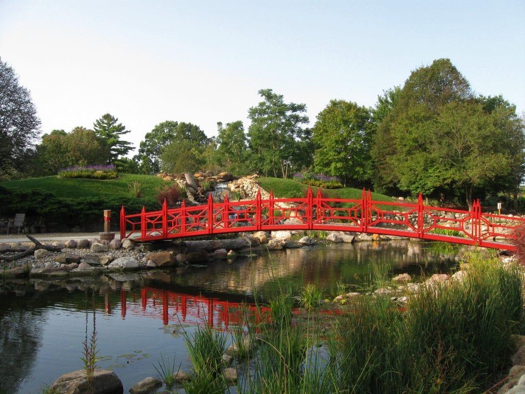 Mabery Gelvin Botanical Gardens Mahomet IL