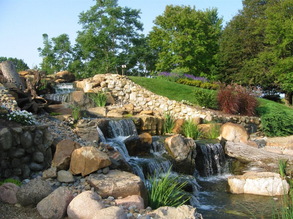 Mabery Gelvin Botanical Gardens in Mahomet IL by FlowerChick.com