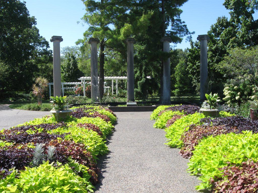 Washington Park Botanical Garden by FlowerChick.com