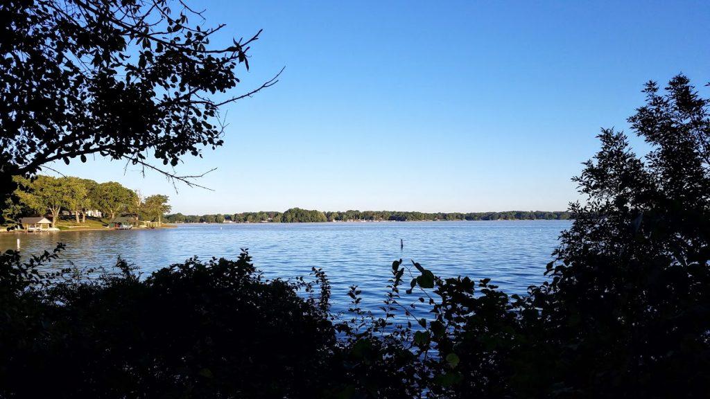 Lake Springfield by FlowerChick.com