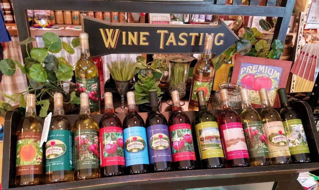 Apple Barn Winery By FlowerChick.com