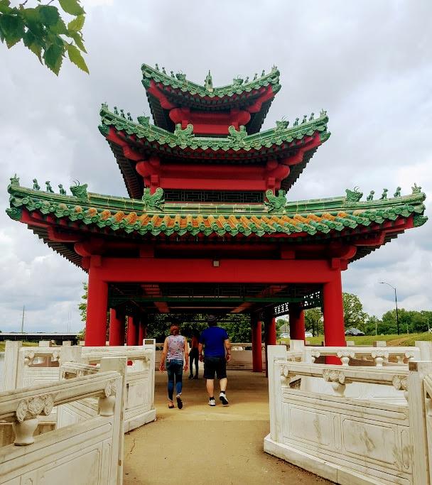 Robert Ray Asian Gardens by FlowerChick.com