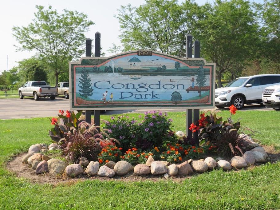 Congdon Gardens by FlowerChick.com