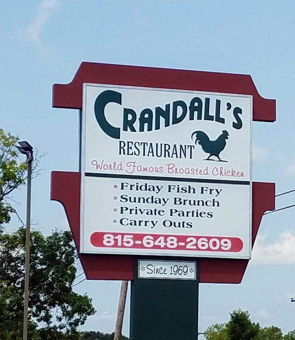 Crandall's Restaurant by FlowerChick.com