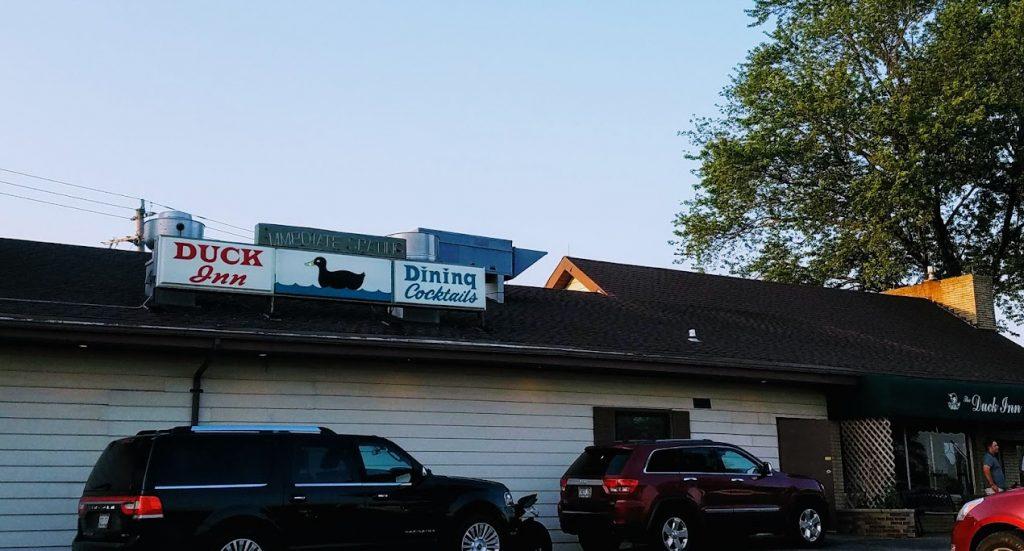 Duck Inn Supper Club Delavan by FlowerChick.com