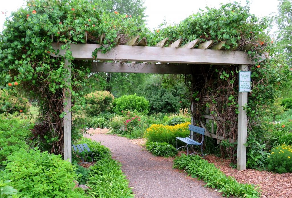 Higbie Gardens Minnesota