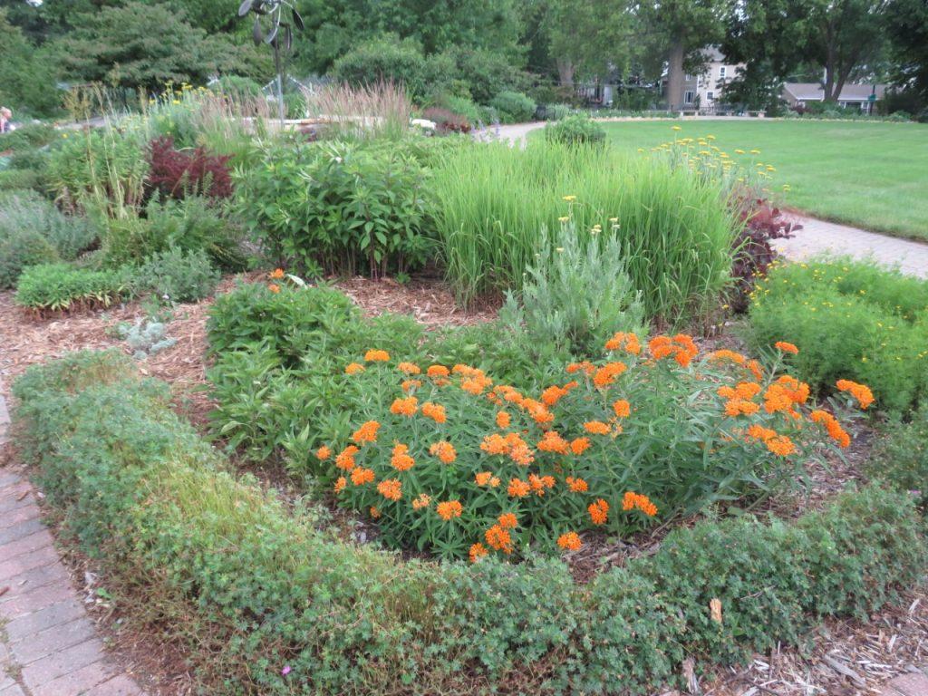 Iowa Gardens Clear Lake by FlowerChick.com