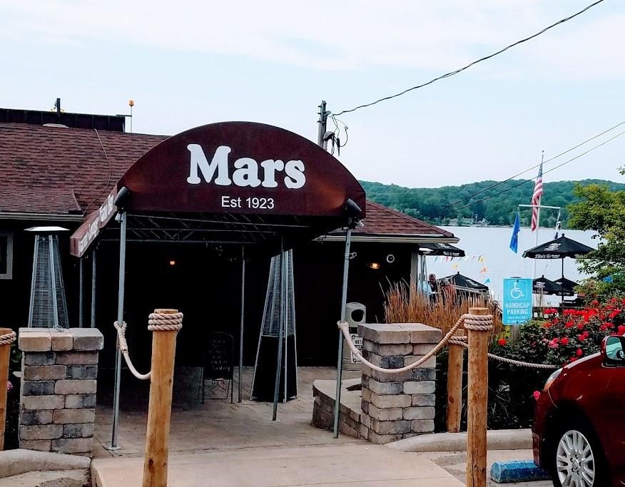 Mars Resort Lake Como by FlowerChick.com