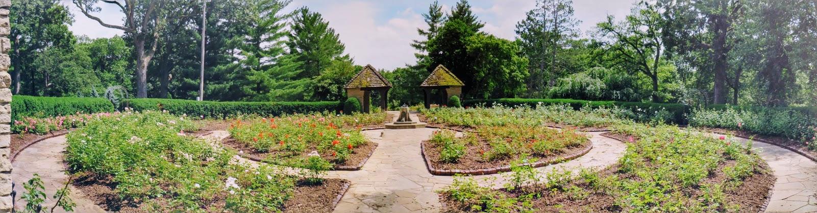 Mills Rose Garden by FlowerChick.com