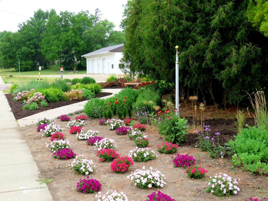Minnesota Gardens - New Richland by FlowerChick.com