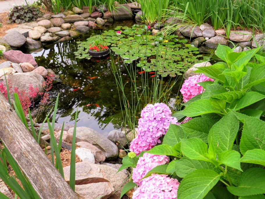 Des Moines Area Gardens by Flower Chick