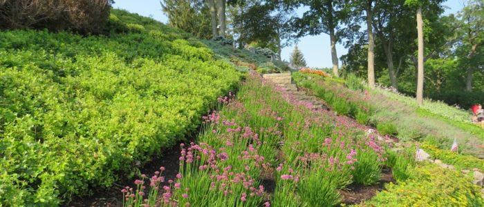 Geneva Lake Shore Path by FlowerChick.com