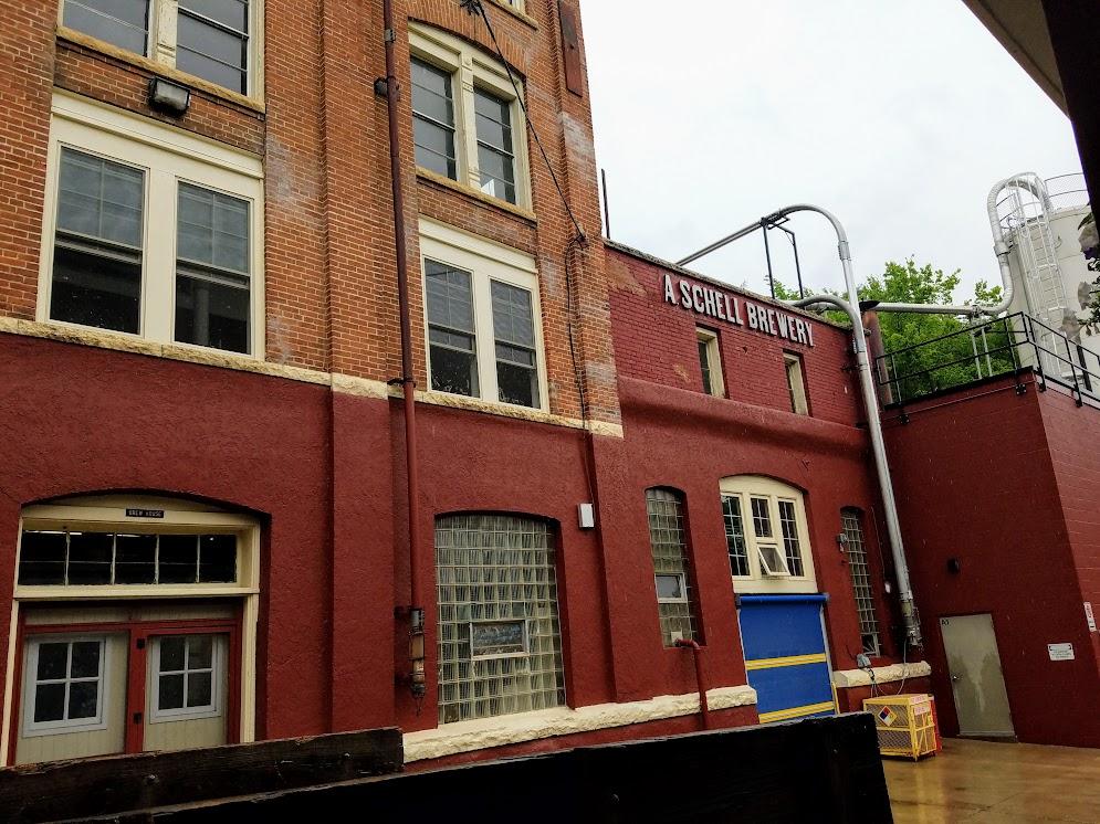 Schell's Brewery Tour New Ulm MN by Flowerchick.com