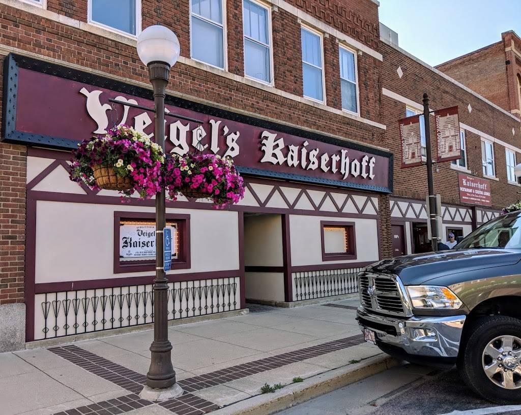 Veigel's Kaiserhoff New Ulm