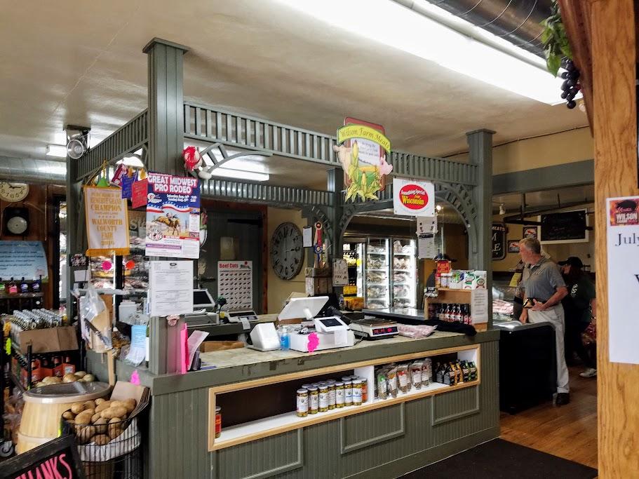 Wilson Farm Meats by FlowerChick.com