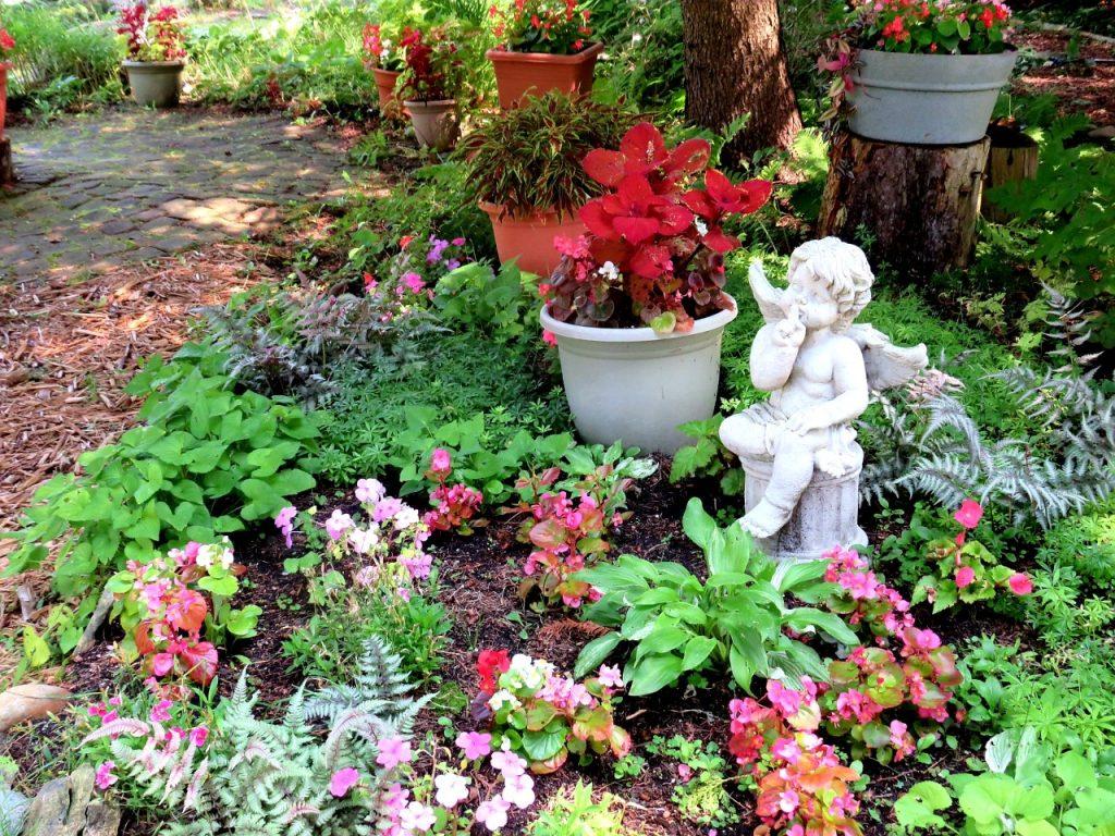 DeTour Botanical Gardens