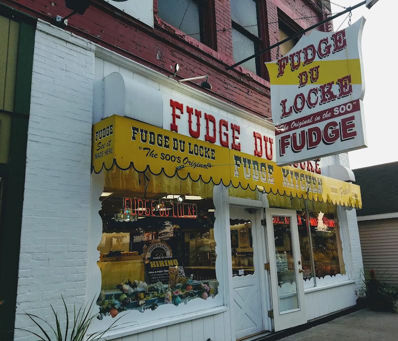 Sault Ste Marie Fudge by FlowerChick.com