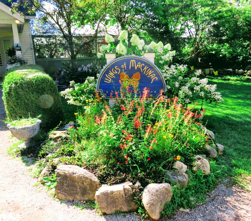Gardens of Mackinac Island FlowerChick's Insider Tour