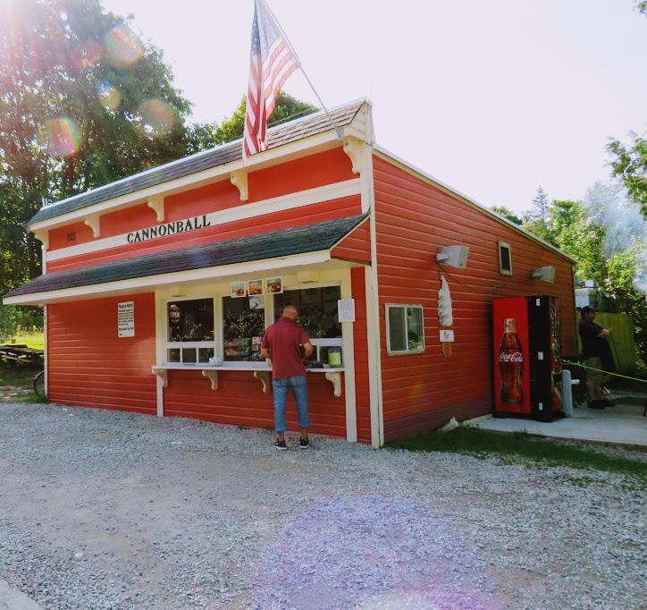 Cannonball Inn on MAckinac Island by FlowerChick.com