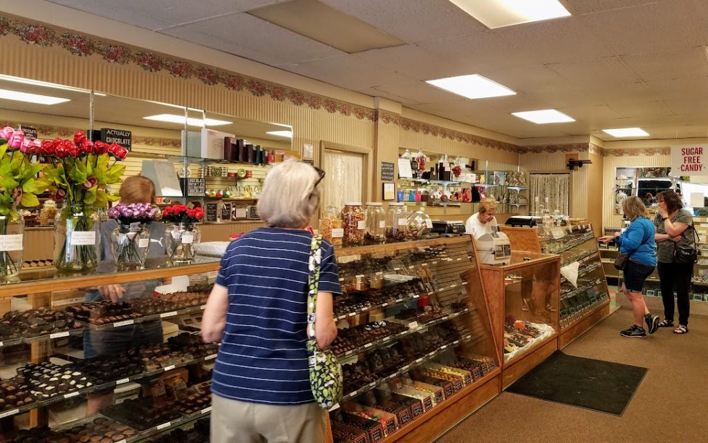 Fabiano's Candies Lansing by FlowerChick.com
