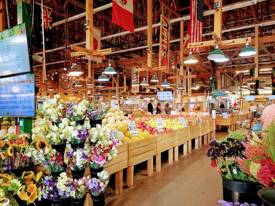 Horrocks Market Lansing by FlowerChick.com
